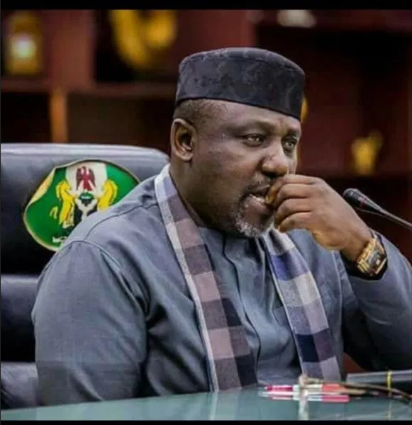 EFCC arrests former Imo State Governor Rochas Okorocha