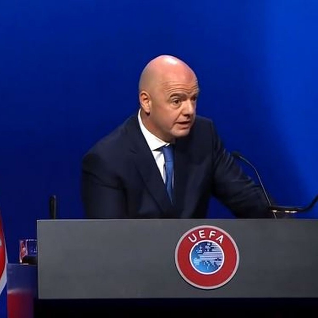 FIFA president Gianni Infantino to give verdict on Super League
