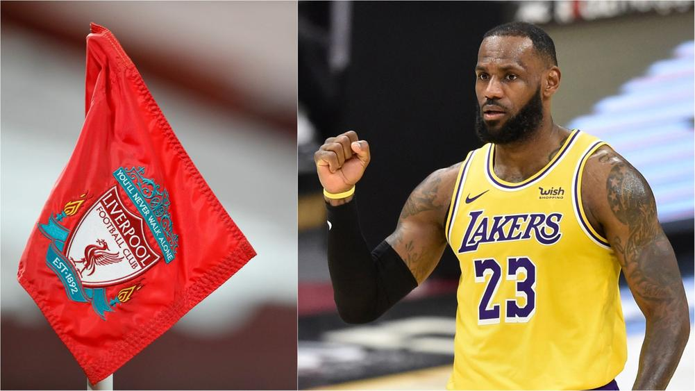 NBA Superstar LeBron James Joins Liverpool Ownership Group