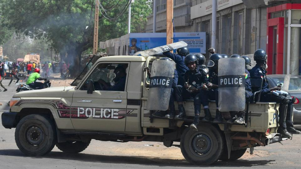 "Niger thwarts ""attempted coup ahead of Presidential inauguration"