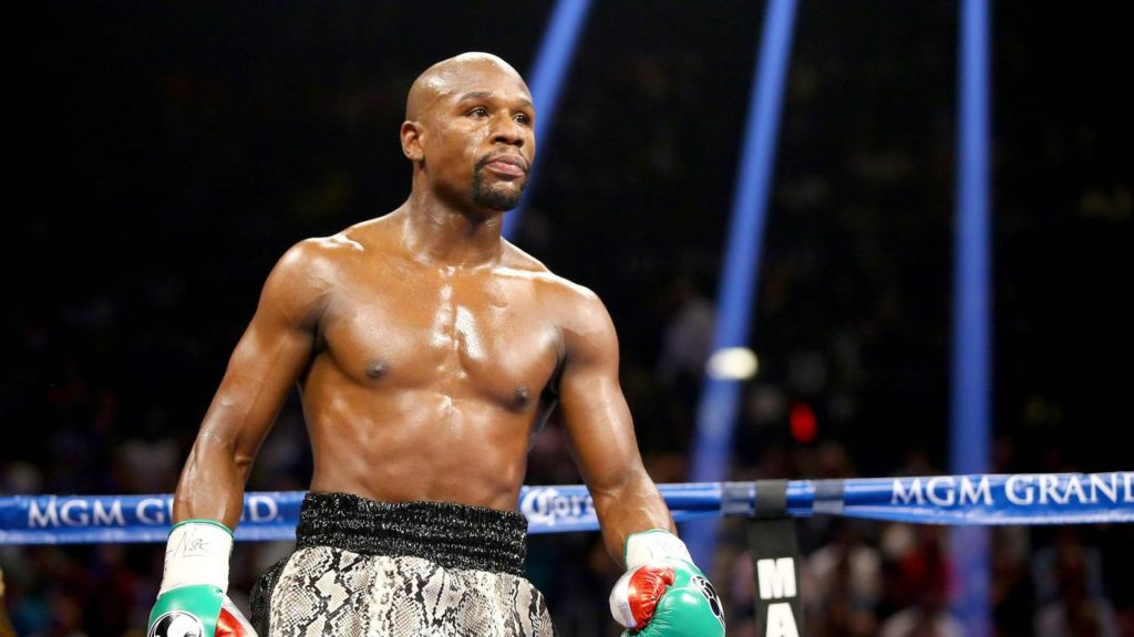 Former five-weight world champion Floyd Mayweather to face YouTuber Logan Paul on 6th June