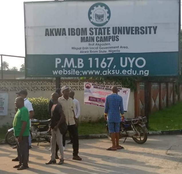 Workers in Akwa Ibom State University disagree with management over directive to resume work