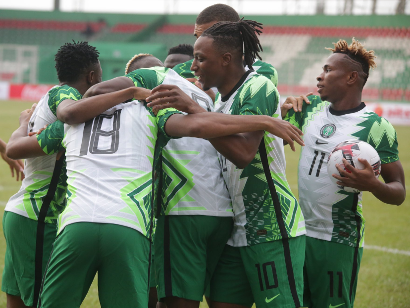 Nigeria's Super Eagles set for friendly match against Cameroon today